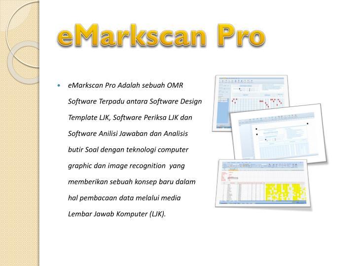 eMarkscan