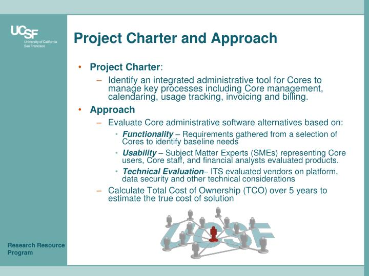 Project Charter and Approach