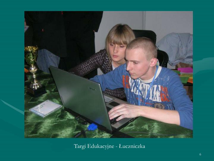 Targi Edukacyjne - Łuczniczka