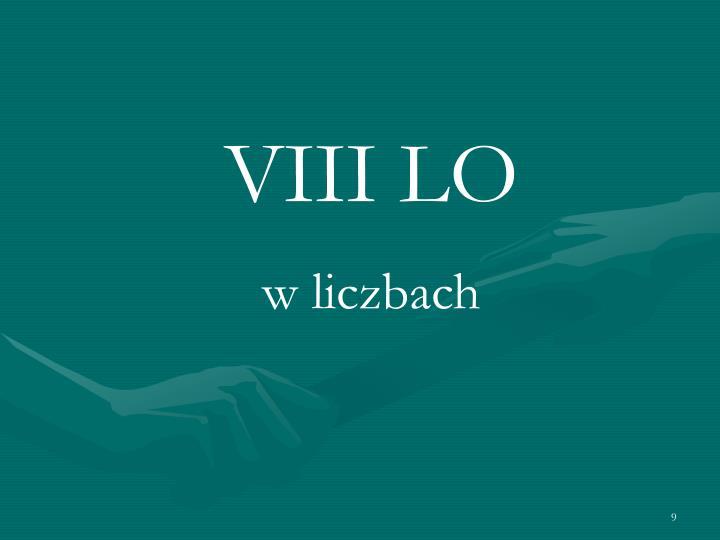 VIII LO