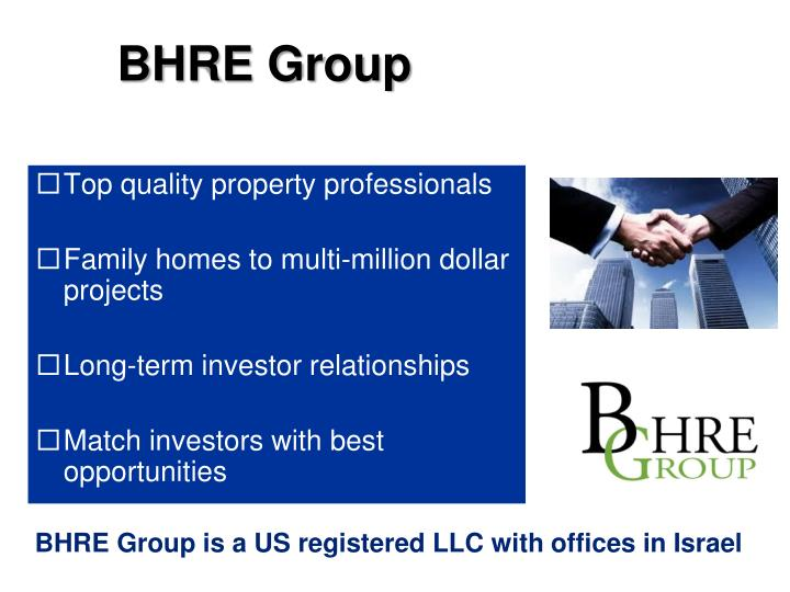 BHRE Group