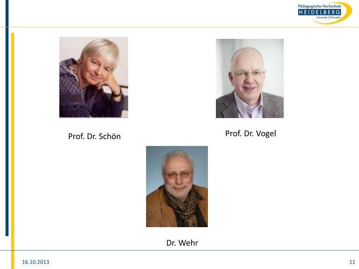 Dr. Wehr