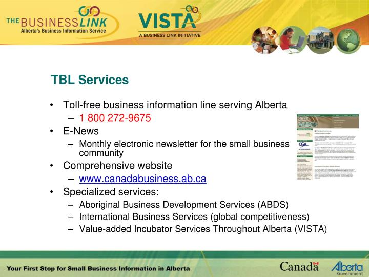 TBL Services