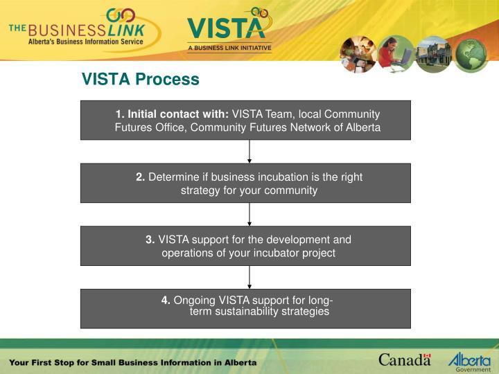 VISTA Process