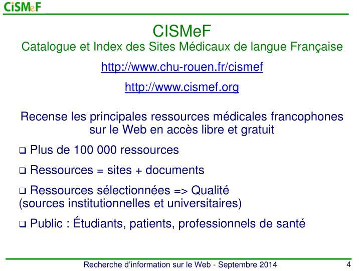 CISMeF
