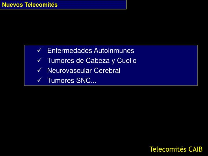 Nuevos Telecomités
