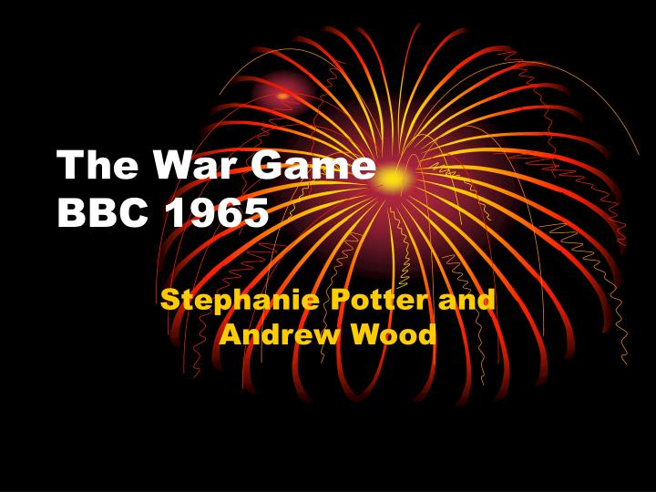 The war game bbc 1965
