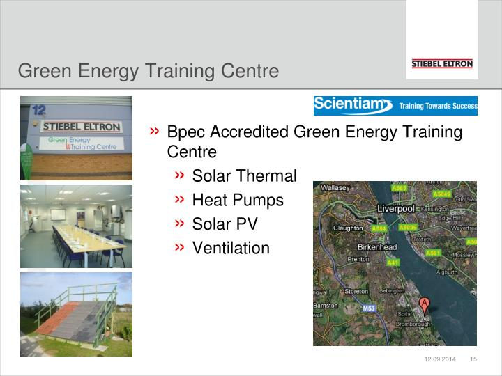 Green Energy Training Centre