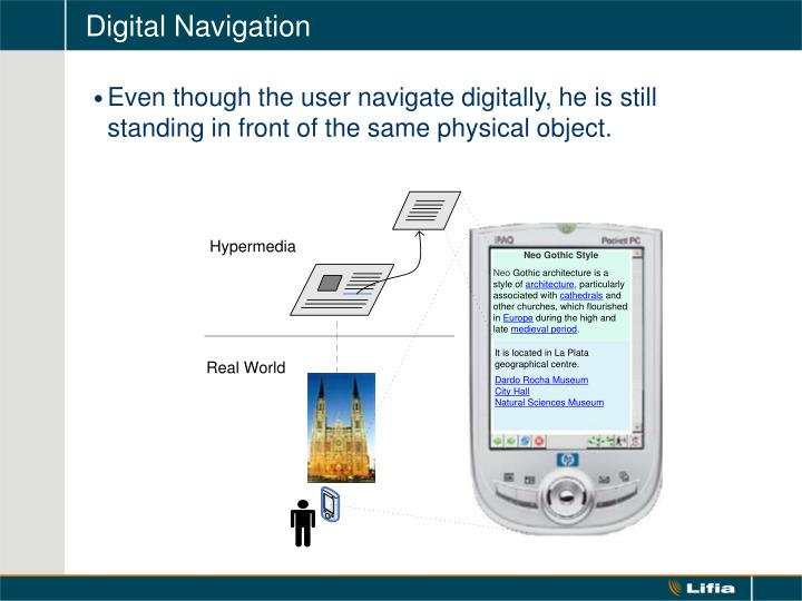 Digital Navigation