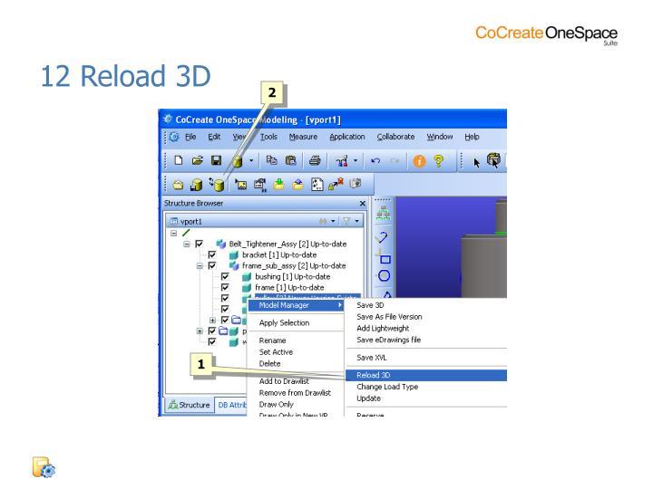 12 Reload 3D