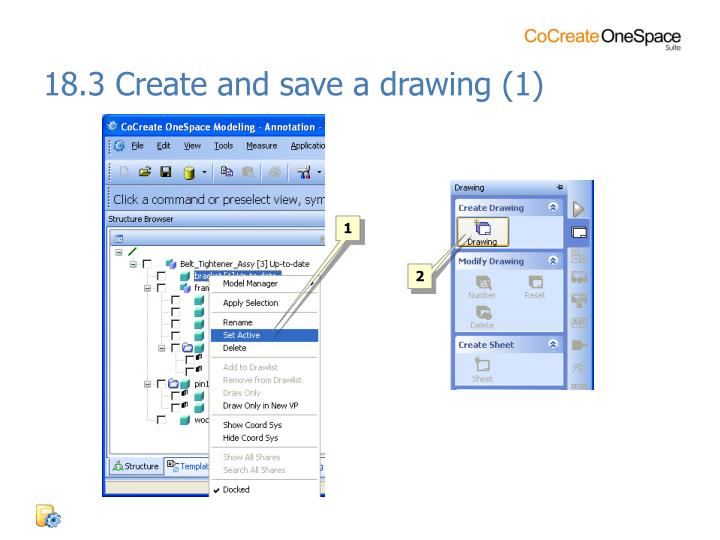 18.3 Create and save a drawing (1)