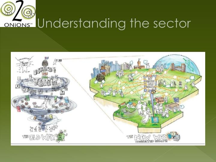 Understanding the sector