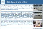 metodologia una sintesi1