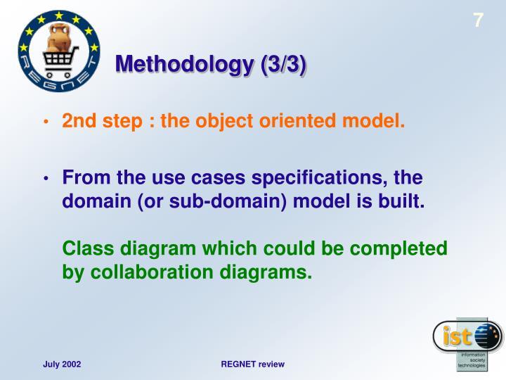 Methodology (3/3)