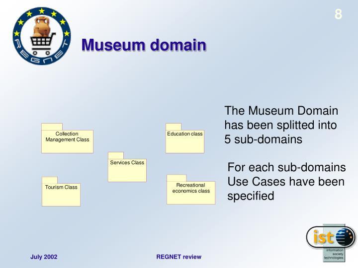 Museum domain