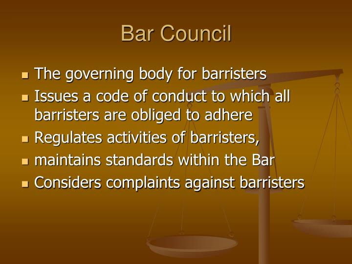 Bar Council