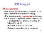 dna analysis8