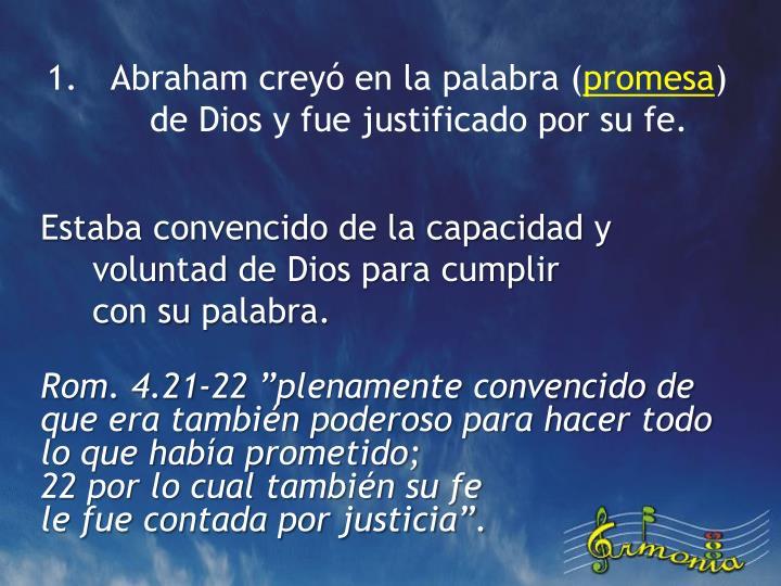 Abraham crey