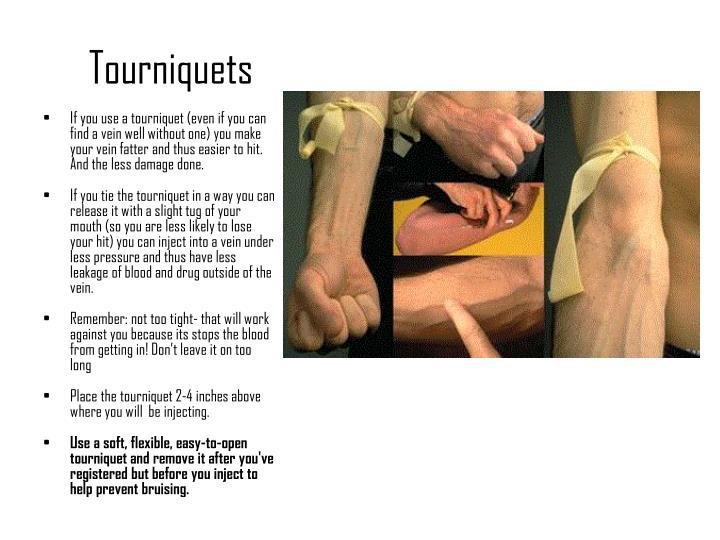 Tourniquets