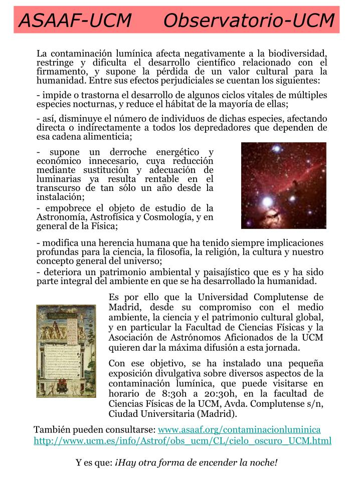 ASAAF-UCMObservatorio-UCM
