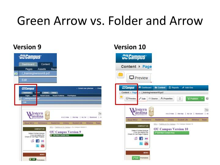 Green Arrow vs. Folder and Arrow