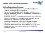 business value architectural strategy4