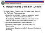5 requirements definition cont d