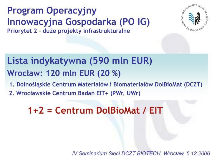 Program Operacyjny