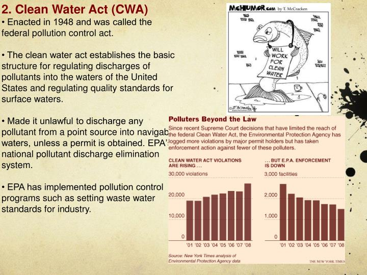 water protection the clean water act Laws and regulations federal clean water act water protection program po box 176 jefferson city, mo 65102 800-361-4827 573-751-1300.