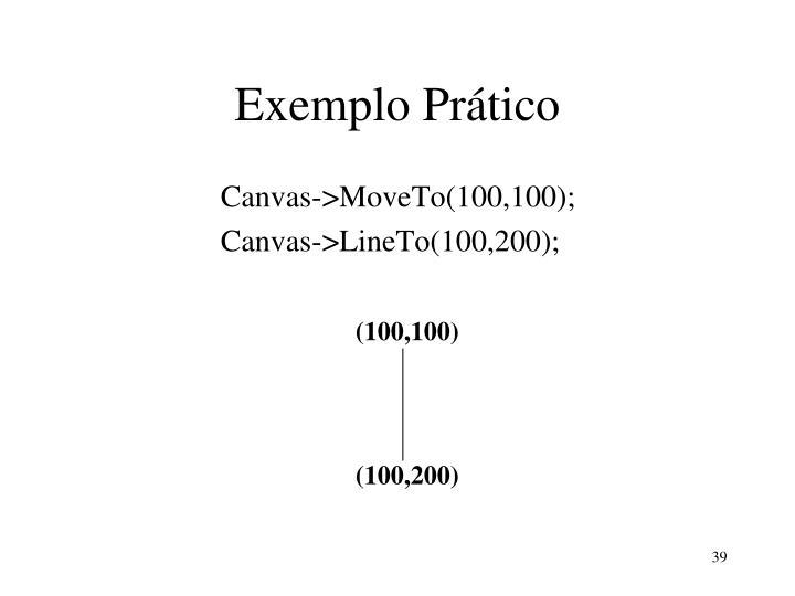 Exemplo Prático