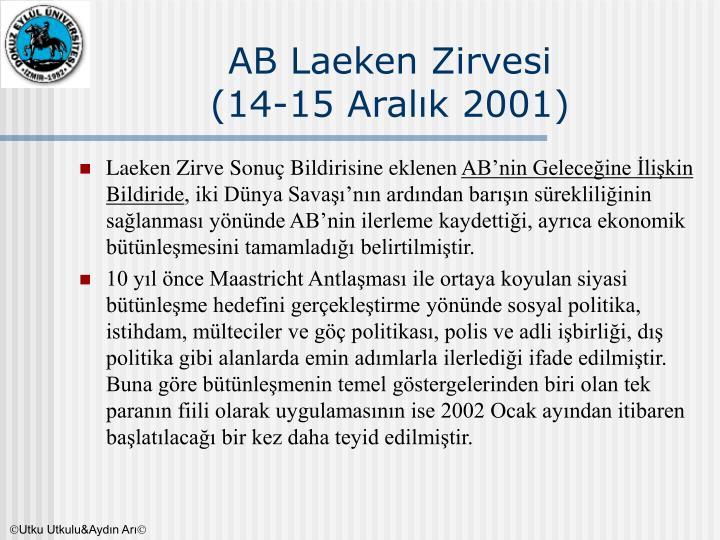AB Laeken Zirvesi