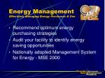 energy management effectively managing energy purchases use
