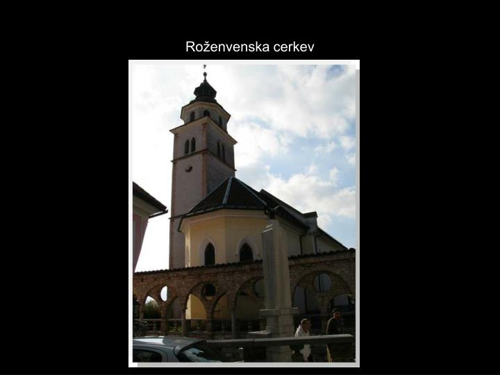 Roženvenska cerkev