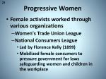 progressive women1