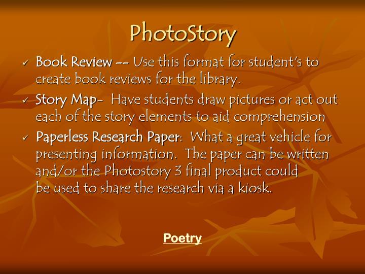 PhotoStory