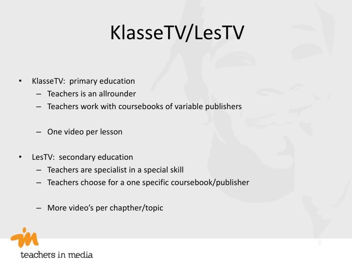 KlasseTV/LesTV