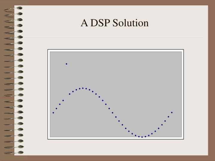 A DSP Solution