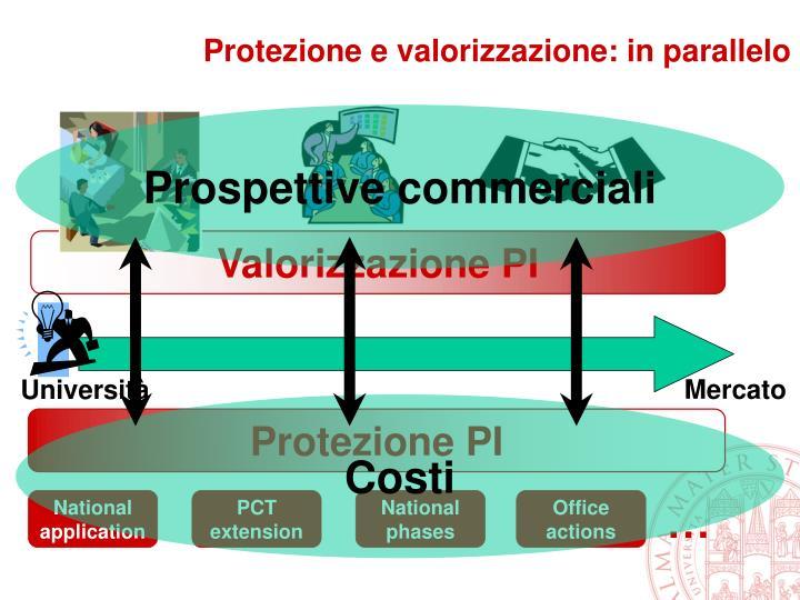 Protezione e valorizzazione: in parallelo