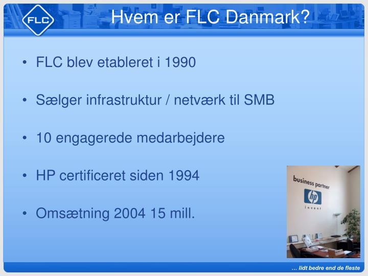 Hvem er FLC Danmark?
