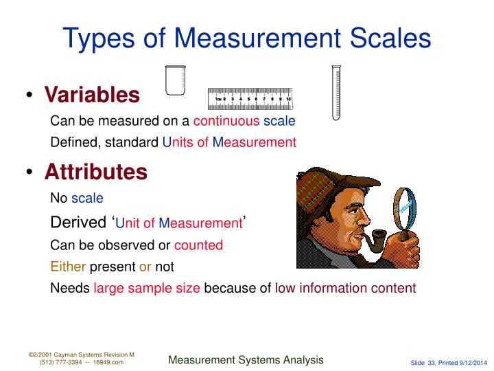 the measurement process variables scales of measurement It is very important to know how to measure variables  measurement of variables in research  variables and measurement scales.