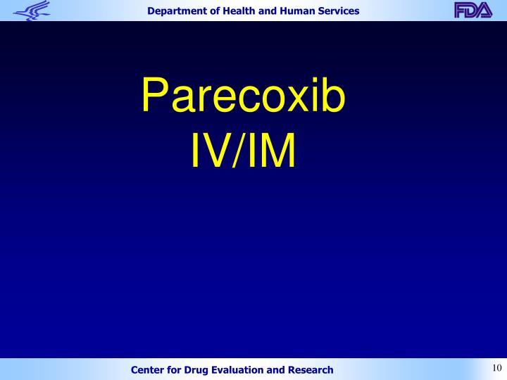 Parecoxib