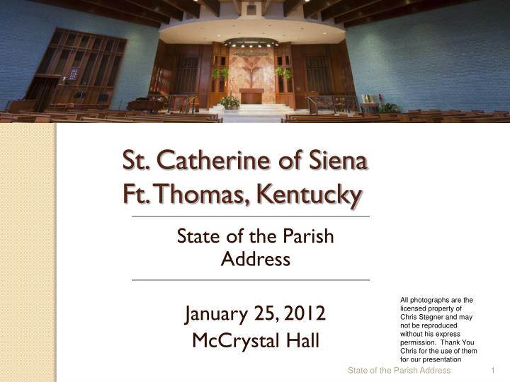 St catherine of siena ft thomas kentucky
