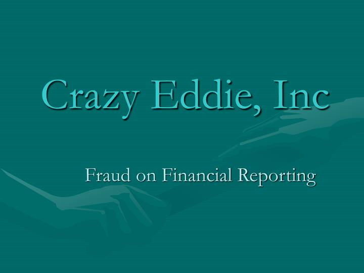 crazy eddie inc