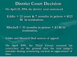 district court decision