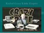 end of crazy eddie empire