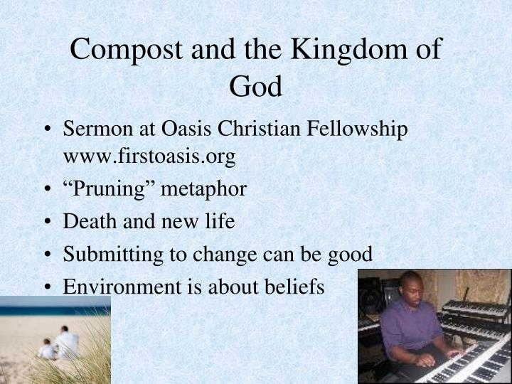 Compost and the Kingdom of God