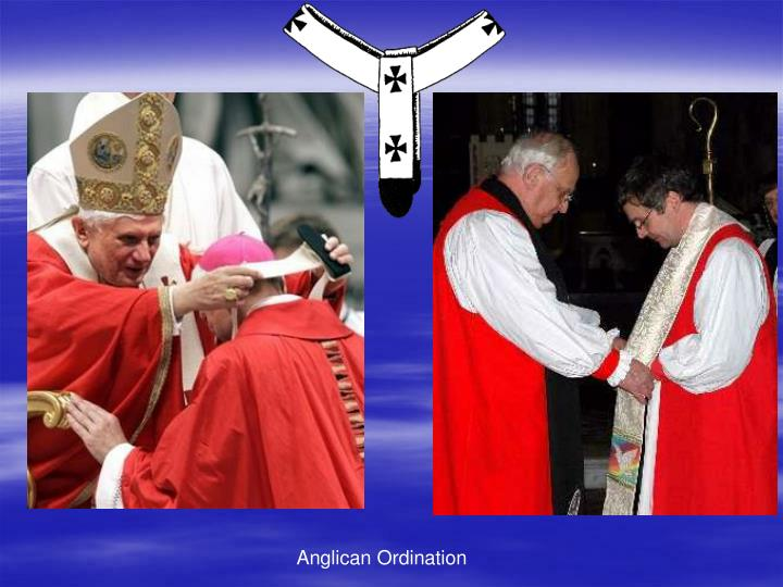 Anglican Ordination
