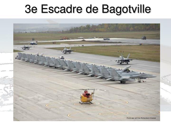 3e Escadre de Bagotville