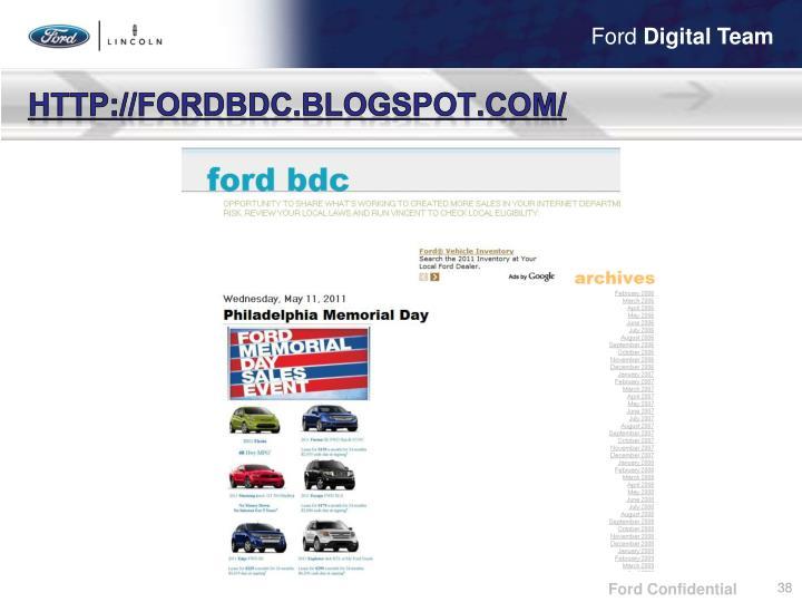 http://fordbdc.blogspot.com/