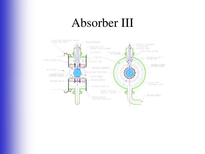 Absorber III